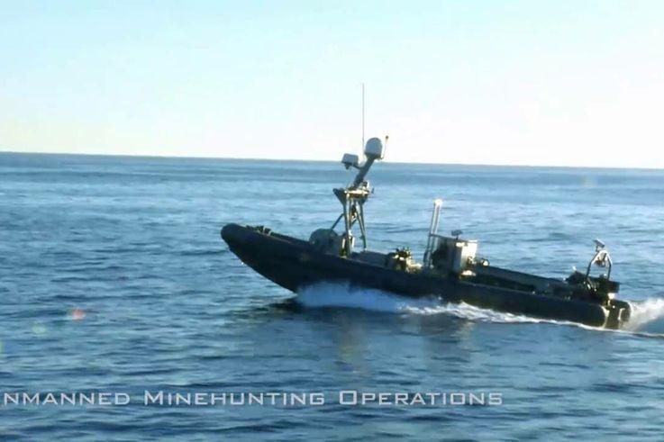 AQS-24 Minehunting System