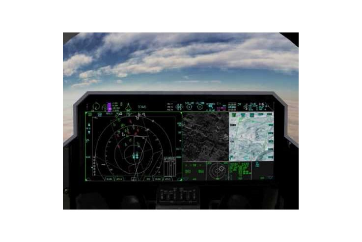 F-35 JSF AESA Radar - APG-81 F-35 JSF AESA Radar - APG-81
