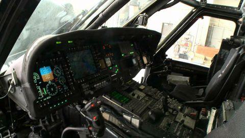 Black Hawk Cockpit Digitization