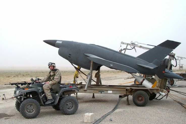 BQM-34 Firebee Aerial Target System