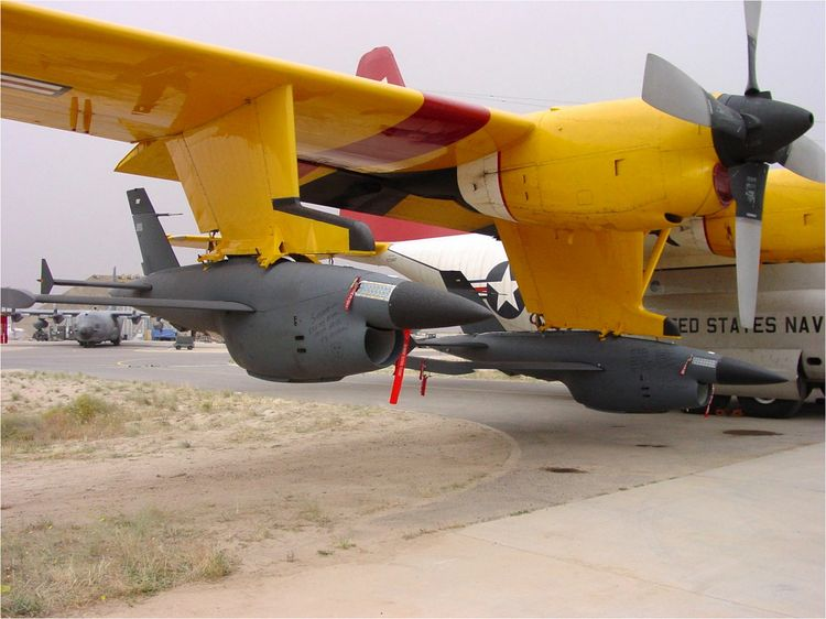 BQM-34 Firebee Aerial Target System