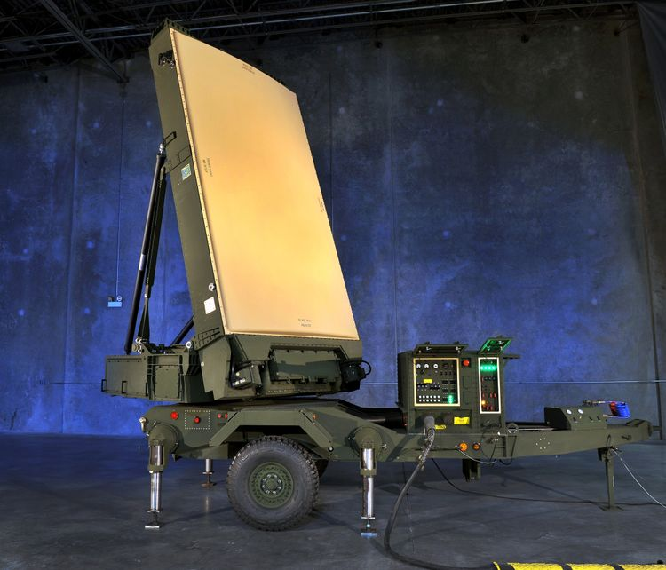 AN/TPS-80 Ground/Air Task Oriented Radar (G/ATOR)