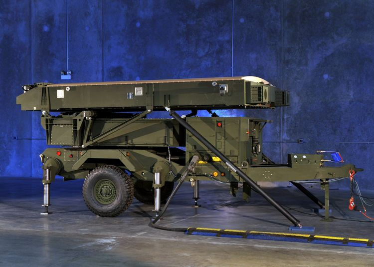 AN/TPS-80 Ground/Air Task Oriented Radar (G/ATOR)