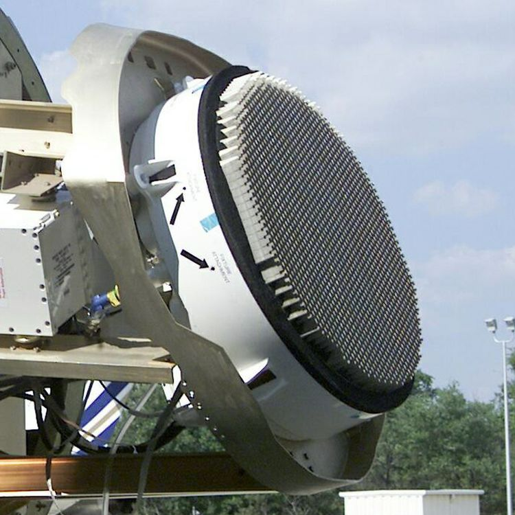 AN/APG-81 AESA Radar
