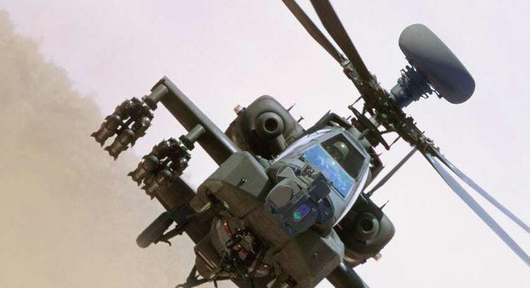 AN/APG-78 LONGBOW Fire Control Radar