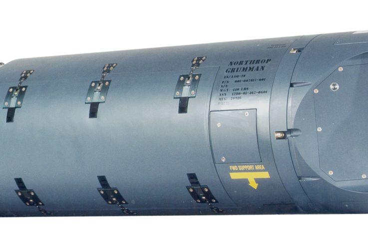 AN/AAQ-28(V) LITENING Targeting Pod