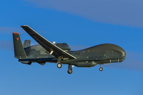Global Hawk Surpasses 200,000 Flight Hours