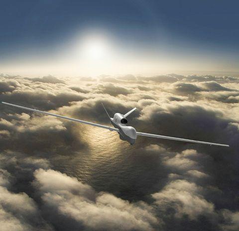 Northrop Grumman's BACN Completes 100,000 Combat Flight Hours