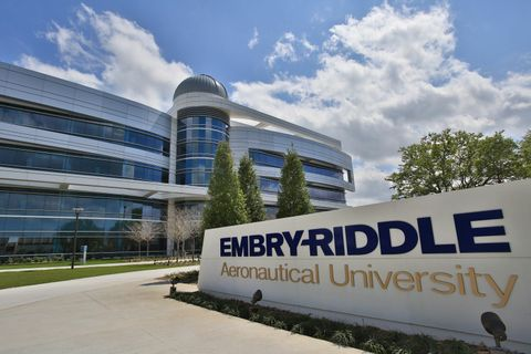 Northrop Grumman and Embry-Riddle Aeronautical University Align for Nation's First Airworthiness Engineering Graduate Study Program