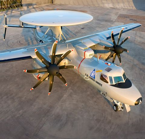 Northrop Grumman to Produce First Japanese E-2D Advanced Hawkeye