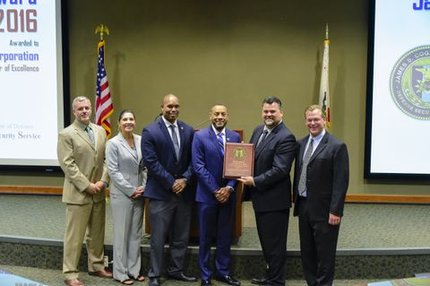 Northrop Grumman Receives DOD James S. Cogswell Award for Outstanding Industrial Security Program