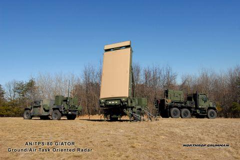 Northrop Grumman Awarded Contract for Nine GaN G/ATOR Systems