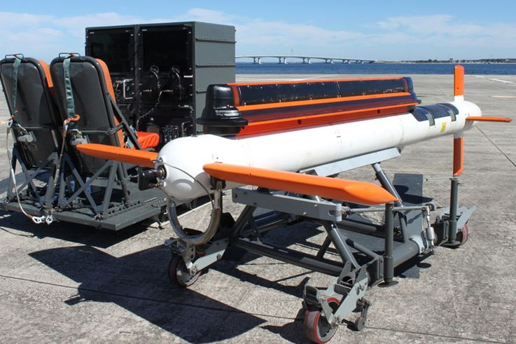 Northrop Grumman Delivers First AQS-24B Mine Hunting Sonar Upgrades to the U.S. Navy