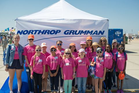 northrop girls Walk ms details date: april 7, 2018  matalade's girls/hdmg $1,110 fight for vanessa & tina  northrop grumman federal credit union.