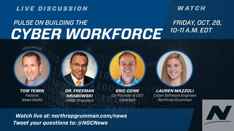 Live Discussion: Pulse on Building the Cyber Workforce