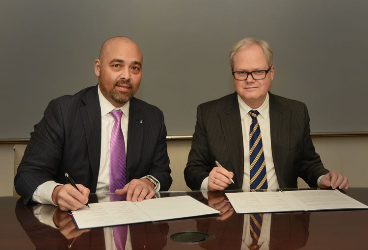 Northrop Grumman Signs Letter of Intent with Polska Grupa Zbrojeniowa