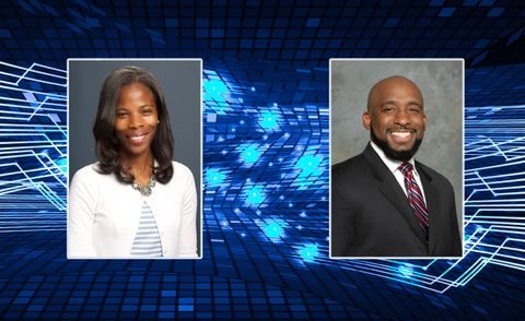 Northrop Grumman Employees Kerron Duncan and Joanee' Johnson Honored at 2017 Black Engineer of the Year Conference