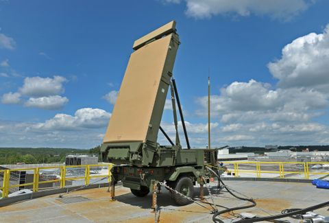 Northrop Grumman's G/ATOR Successfully Completes Initial Integration Testing