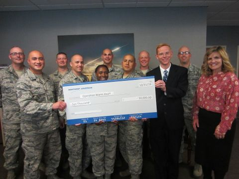 Northrop Grumman Reinforces Commitment to Northern Utah Region through Local Economic and Community Partnerships