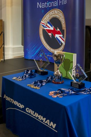 Northrop Grumman Sets Record Growth for CyberCenturion and Launches 2017-2018 Competition 3