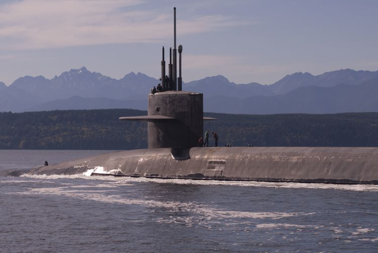 Northrop Grumman Successfully Builds and Tests Next Generation Acoustic Flank Array for Submarines 1