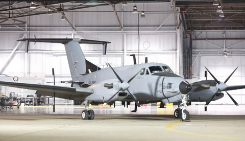 Northrop Grumman Wins $750M Contract to Perform Upgrades, Modernization and Integration on the US Army's Fixed Wing Airborne ISR Fleet