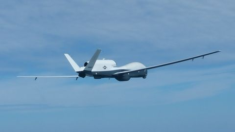 MQ-4C Triton Improves Mission Capability with Successful Software Upgrade Test