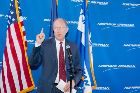 Northrop Grumman Opens New, Hi-Tech Facility near Grand Forks, North Dakota