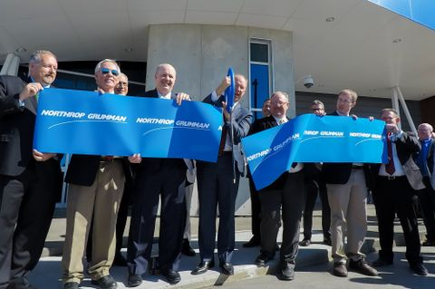 Northrop Grumman Opens New, Hi-Tech Facility near Grand Forks, North Dakota