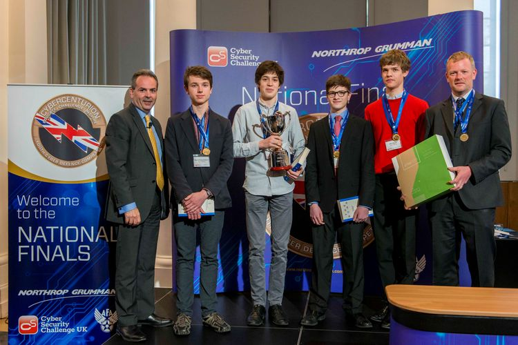 Northrop Grumman Announces Winners of 2017 UK CyberCenturion National Finals to Find Cyber Security Talent of the Future