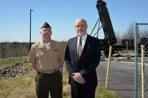 Northrop Grumman Delivers First G/ATOR Production System to US Marine Corps
