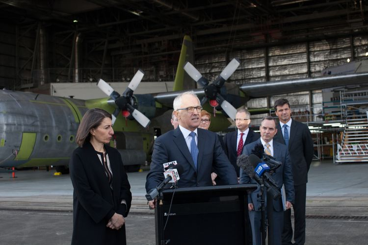 Northrop Grumman Announces $AUD 50 Million Investment in Electronic Sustainment for the Commonwealth of Australia