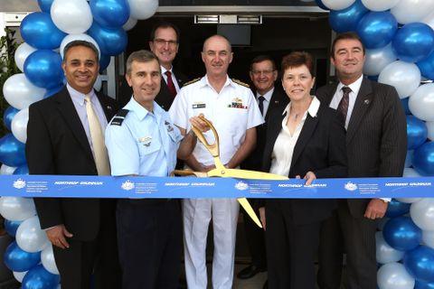 Northrop Grumman Opens Australian Support Facility in Adelaide