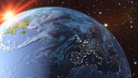 Northrop Grumman Celebrates Earth Day