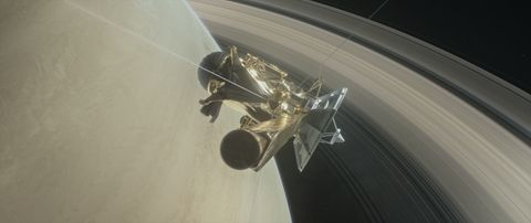 Northrop Grumman Navigation System Enables Latest Cassini Milestone