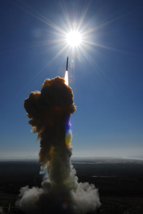 Northrop Grumman Directs Engagement in First-Ever ICBM Target Intercept Test