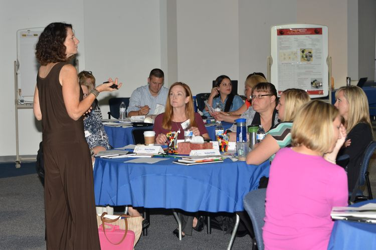 Northrop Grumman Foundation Welcomes Teachers to 'Our Neighborhood'