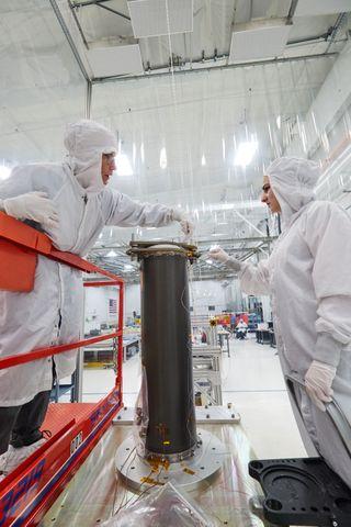 Northrop Grumman's Astro Aerospace Delivers Mission Critical Capability for NASA's James Webb Space Telescope