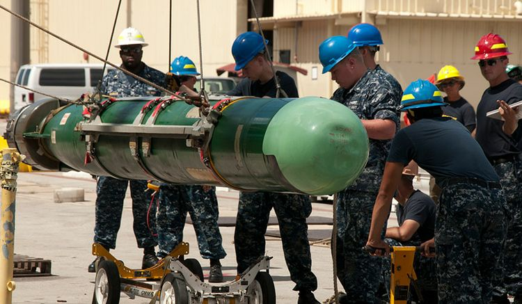 Northrop Grumman Awarded MK 48 Heavyweight Torpedo Transducer Array/Nose Shell Assembly Production Contract