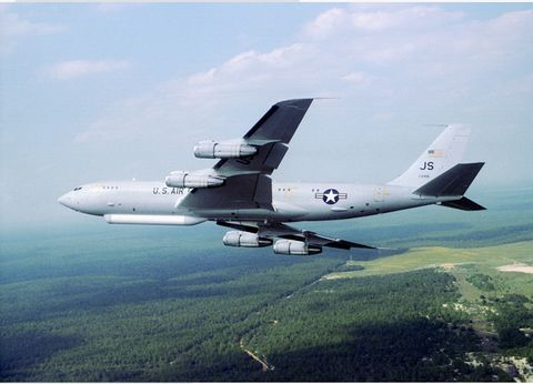 Northrop Grumman to Integrate Air Force Tactical Receive System-Ruggedized on Joint STARS