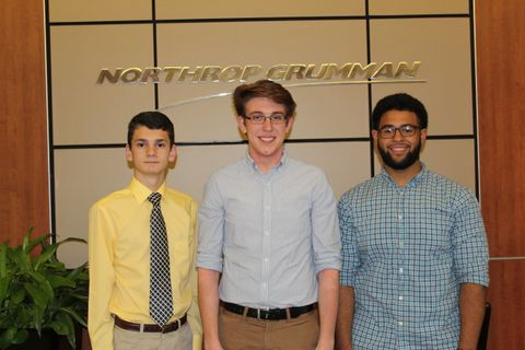 Northrop Grumman Awards Engineering Scholarships to Two North Alabama Students