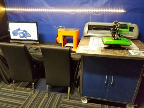 Harriet Tubman Village Charter School, a San Diego Middle School, Celebrated the Opening of a Fab School Lab Funded by the Northrop Grumman Foundation