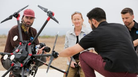 Northrop Grumman and San Diego Zoo Global Bring Next-generation Autonomous Flight Technology to Arctic Conservation