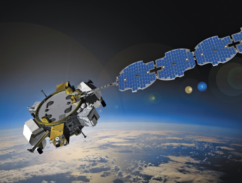Orbital ATK's ESPAStar Platform provides a modular, cost-effective, and highly capable infrastructur ...