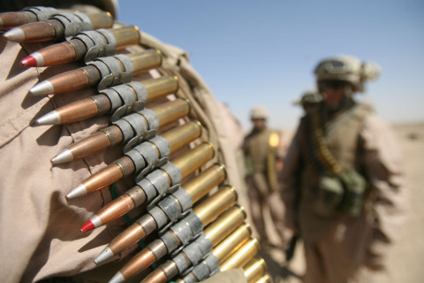 Orbital ATK has received a $76 million order from the U.S. Army for .50 caliber ammunition. (Photo:  ...