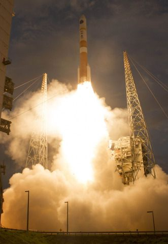 Orbital ATK Integral to Successful ULA Delta IV Launch of WGS-7 Spacecraft for U.S. Military