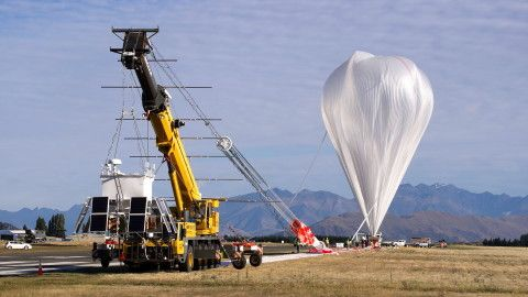 Orbital ATK Successfully Launches Its First Scientific Balloon Flight Since Recent Contract Award