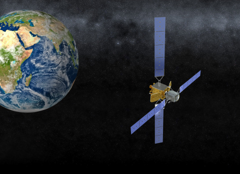Orbital ATK's MEV-1 spacecraft will extend the lives of useful satellites and is scheduled to launch ...
