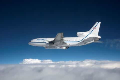 Orbital ATK's Pegasus Rocket Successfully Launched NASA's CYGNSS Weather Monitoring Spacecraft on De ...