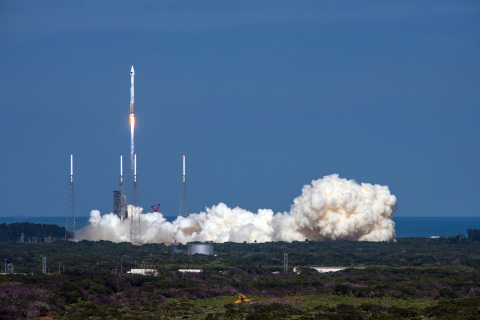Orbital ATK's propulsion and composite technologies supported the launch of ULA's Atlas V rocket on  ...